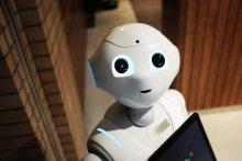 Foto van een robot